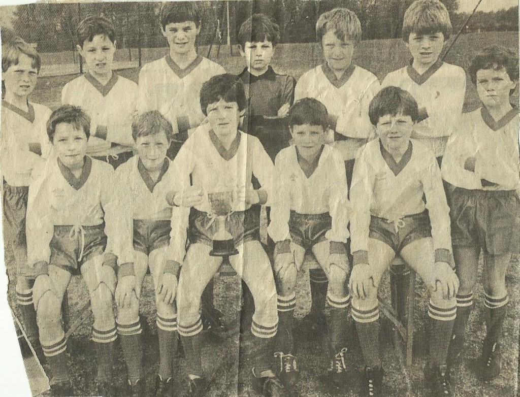 Cumbernauld Colts 82 83